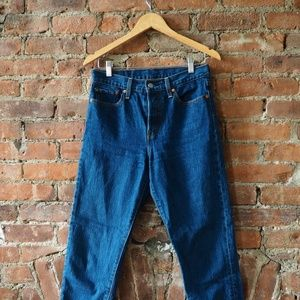 Levi's Premium Wedgie Fit Straight Jeans